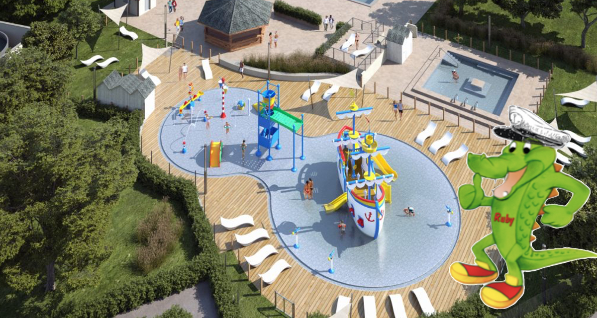 Un nuovo parco acquatico e strepitose piscine idromassaggio per un'estate all'insegna del divertimento!!