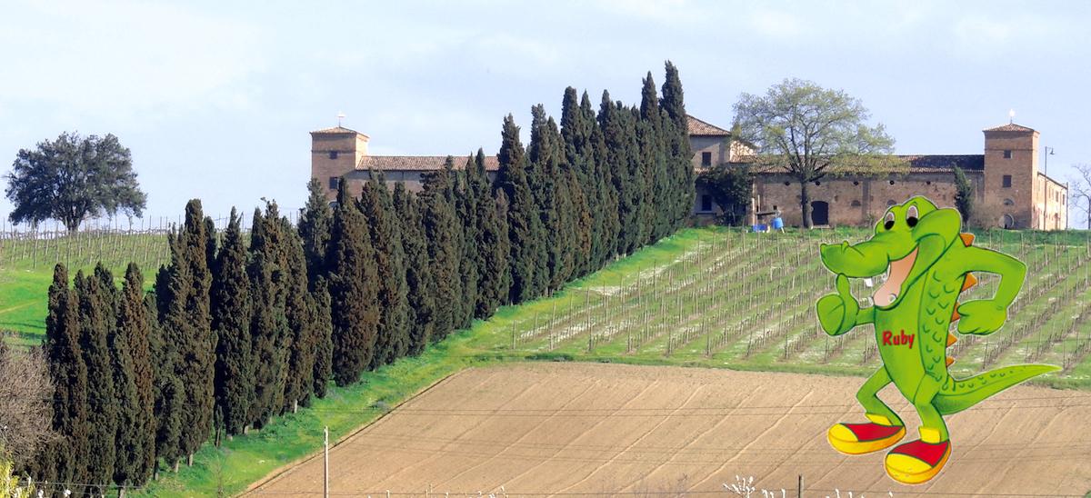 Un'escursione al sapore di Medioevo alla scoperta del Castello di Ribano